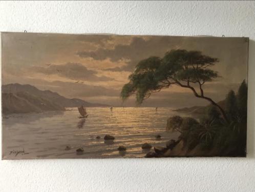 Schilderij Dicson