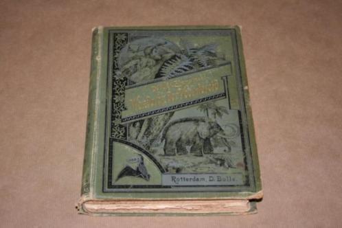 De wonderen der Voorwereld - Antieke uitgave 1866 !!