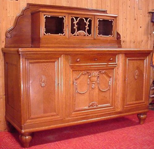 Antiek Art Deco buffetkast Buffet kast meubel Servieskast