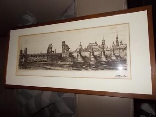 ets Wilhelminabrug Maastricht 1934.