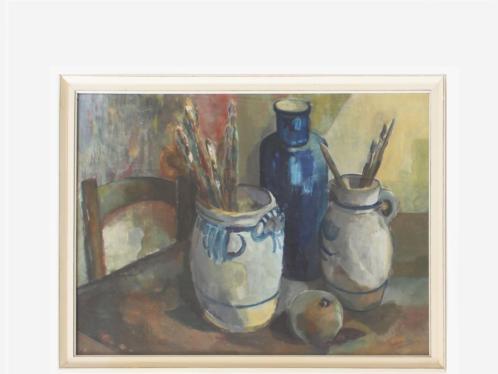 aquarel van Jeroen de Carpentier - 'Stilleven'