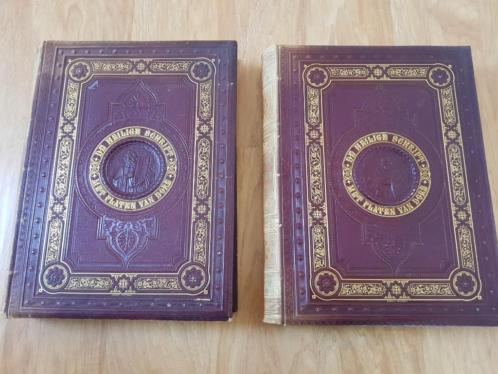 Bijbel (2 delen) uit 1868