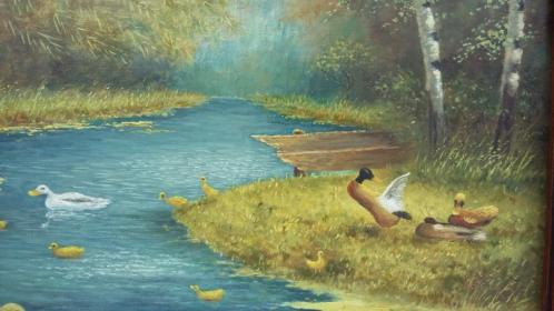 2 schilderijtjes