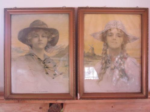 Twee portretten