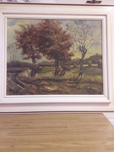 Schilderij...Landschap