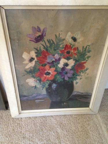 Verzameling schilderijen