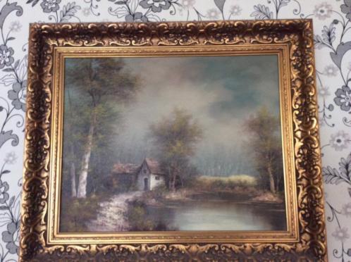 Schilderij Wyllar