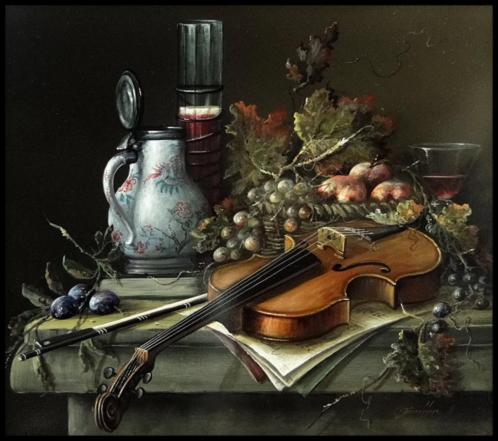 Schilderijen van Thomas Heesakkers