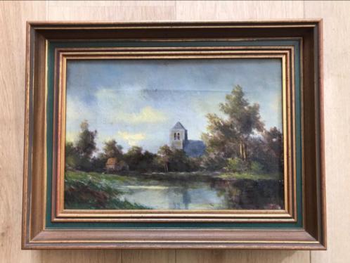 Olieschilderij