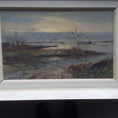 Schilderij Steef Wijnhoven (1898-1969)