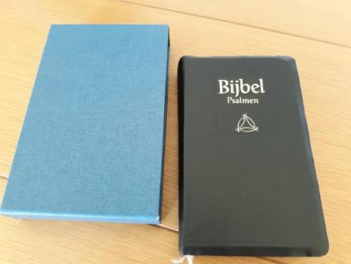 NIEUW : bijbel (vt ) met psalmboek en 29 gezangen