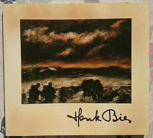 Henk Bies (1928-2006) Boek over zijn werk& leven 1981