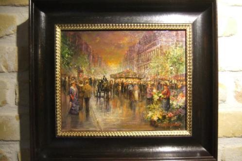 Schilderijen van J.J. Hovener