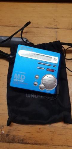 Sony MZ-R70 MD Walkman