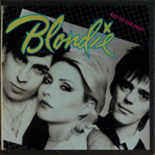 Blondie Eat to the Beat Reel to reel tape ( zeldzaam) 1979