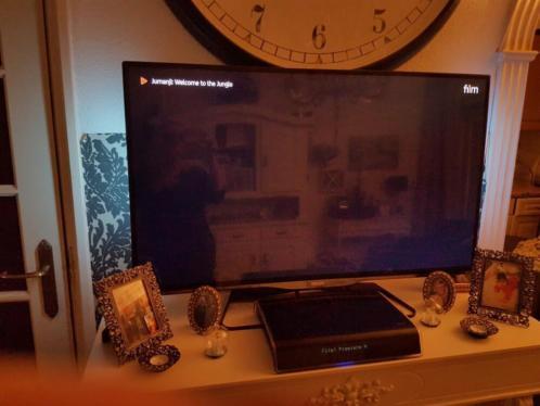 Ambilight tv Philips 107 2 jaar oud werkt zeer goed smart