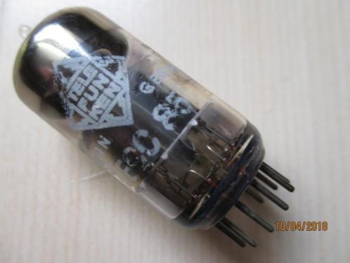 ECC 85 Telefunken Buis