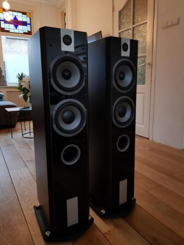 Focal 816v black ash