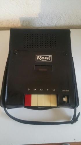 Real tape recorder c-06