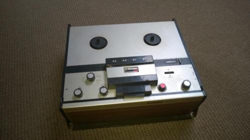 UHER 724L Stereo bandrecorder opknapper