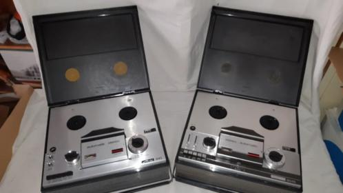 2 retro bandrecorders