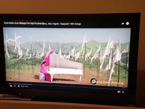 Sony televisie 40 inch ful hd 4 hdmi 3 usb