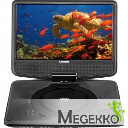 Lenco DVP-9331 Draagbare DVD speler
