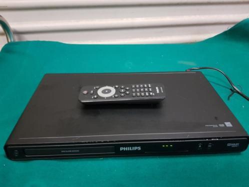 dvd speler philips met afstandsbediening, meer spullen te k
