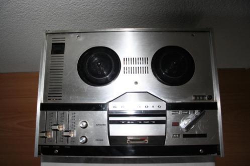 Bandrecorder Grundig Retro Vintage