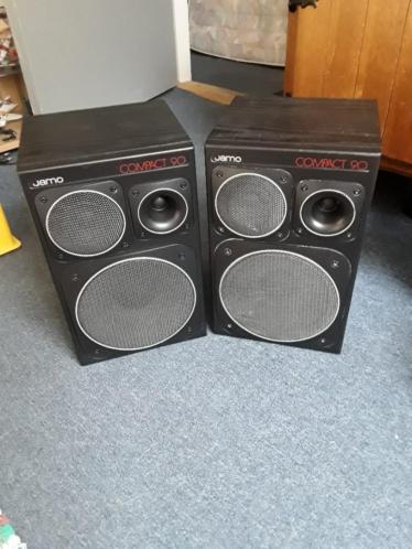 Jamo compact 90 luidsprekers 90/120 Watt