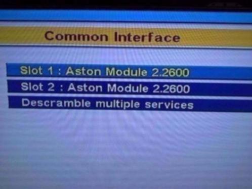 Aston 2.26 dual CAM 1.07 nieuwste versie met 2.26 software