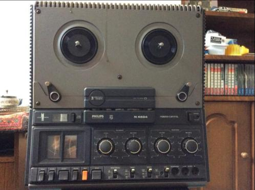 Philips N4504 tape recorder