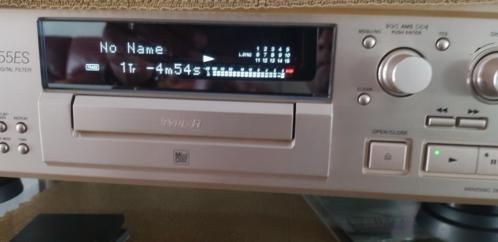 High-END SONY MDS JA 555 ES CAMPANGE Gold