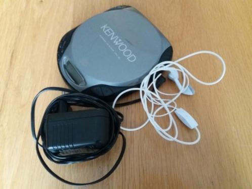Portable cd speler