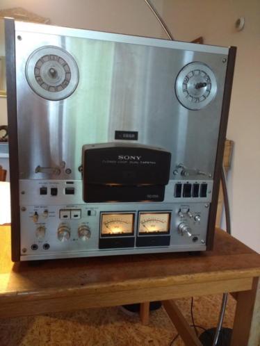 Sony tc755 bandrecorder