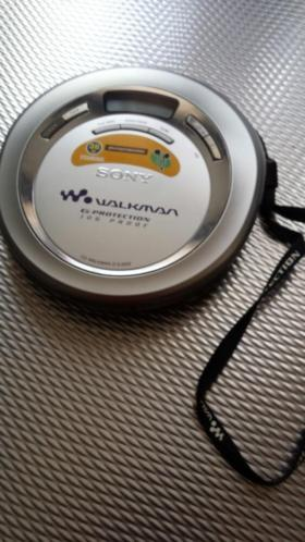 Sony cd walkman