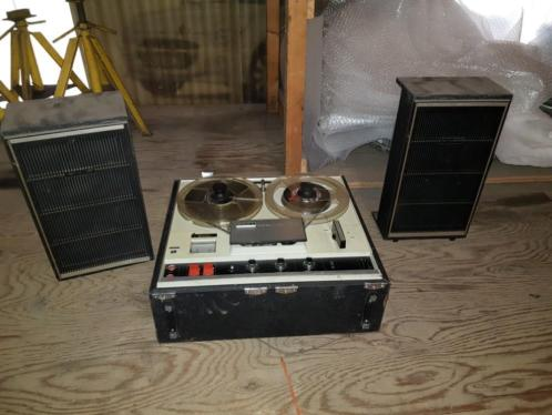 Sony stereo tape recorder