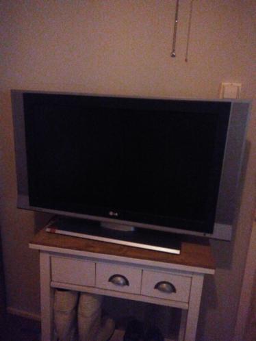LG tv met afstand bediening