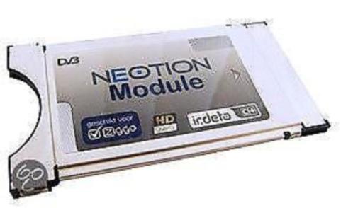 Neotion CI + CAM module 1.2 - Geschikt voor Ziggo
