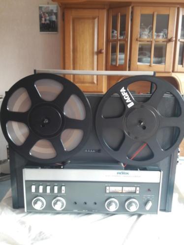 Te Koop prachtige Revox a77 mk1V met ingebouwde luidspreker