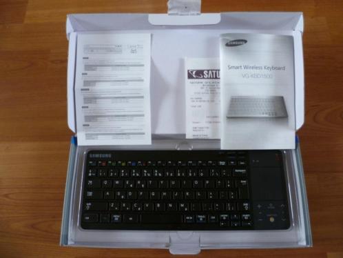 Bluetooth toetsenbord voor Samsung TV zga NIEUW