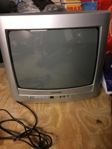Thomson kleuren televisie