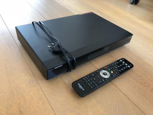Digitale HD Decoder met 320GB Hardeschijf Humax 5050c