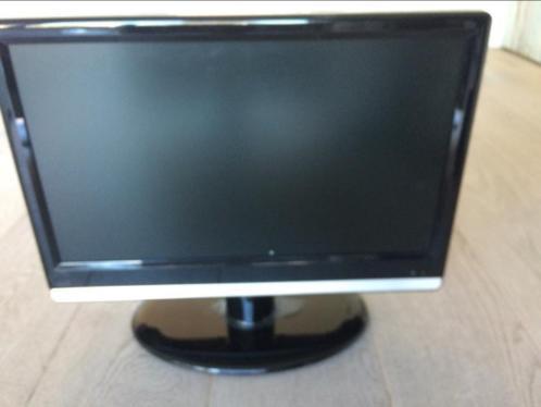 Tv met geintegreerde dvd speler | diameter 45 cm