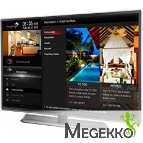 "LG 43UW761H 43"" 4K Ultra HD Wi-Fi Zwart LED TV"