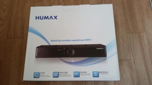 Humax IRHD 5300 nieuw in doos o.a. voor Ziggo/Caiway