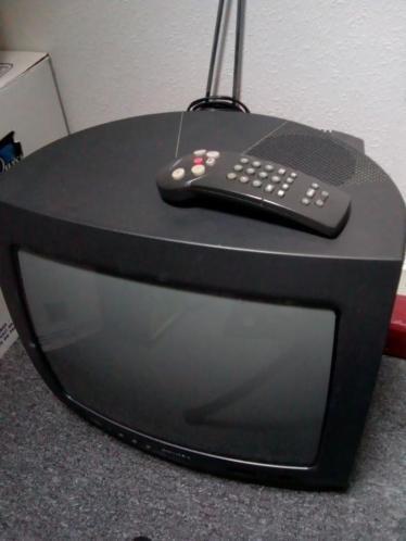 Philips tv met afstandsbediening, bijna gratis