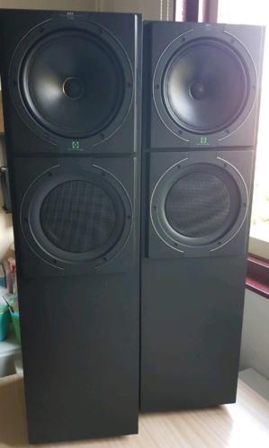 KEF C95 high end stereo speakers
