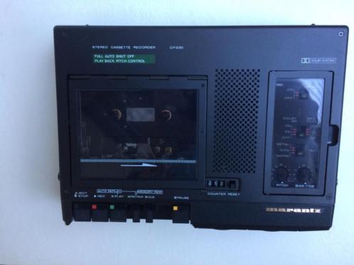 cassette recorder Marantz CP230