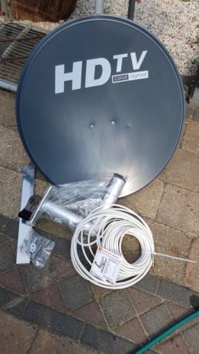 Hd tv schotel canal digital